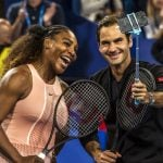Federer gets bragging rights over Williams in hugely anticipated match