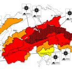 Avalanche risk level at maximum in many parts of Swiss Alps