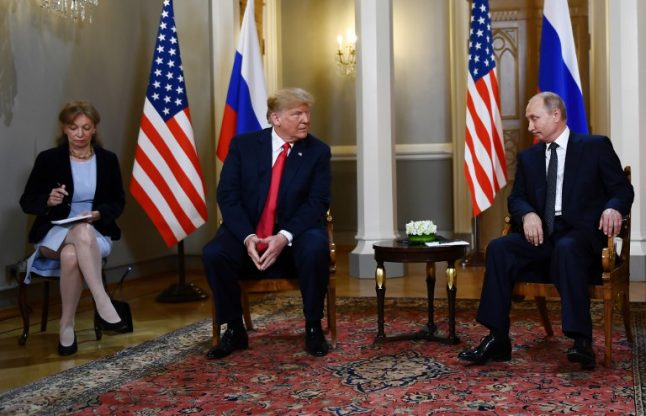 Nuclear arms treaty faces collapse after failed US-Russia talks