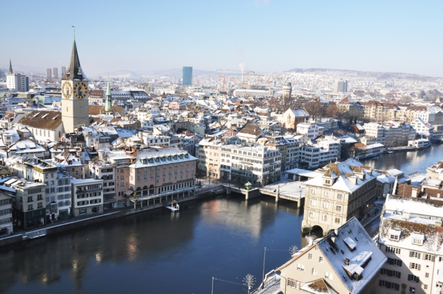 QUIZ: How well do you know Zurich?