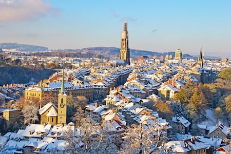 Opinion: 13 reasons why I love living in Switzerland's capital Bern