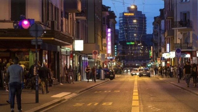 Zurich's Langstrasse set to become partially car-free (at last)