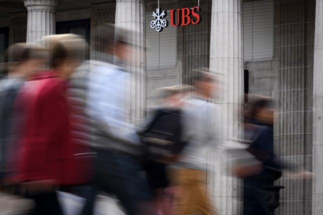 Switzerland's UBS faces €3.7-billion fine as crucial court ruling looms