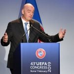 Infantino sole candidate for FIFA presidency in June vote