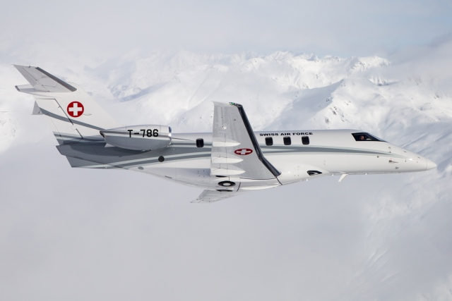 Here's what Switzerland's new 'Air Force One' looks like