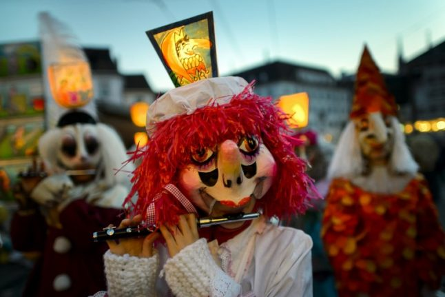 The best places to enjoy Carnival in Switzerland in 2019