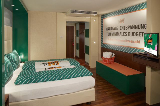 Switzerland's Migros launches second 'no frills' hotel room