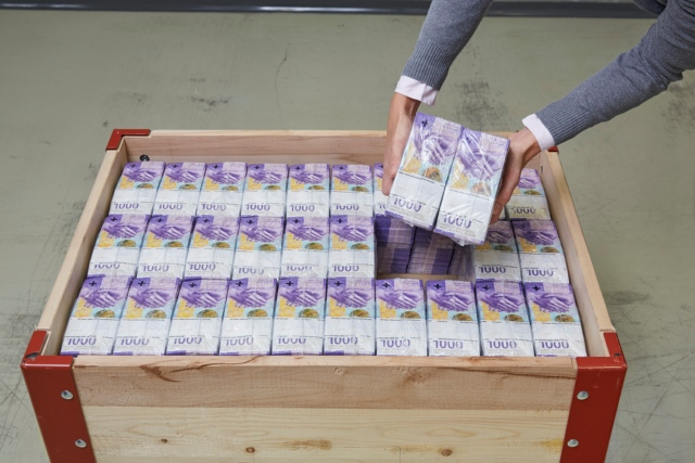 Your questions answered: the new Swiss 1,000-franc note