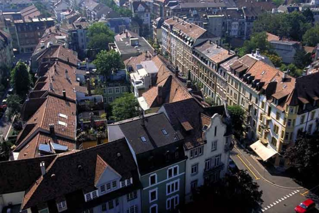 Woman, 75, held in Basel over fatal stabbing of seven-year-old boy