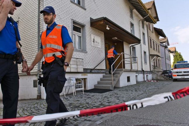 Crime in Switzerland: what the latest figures reveal