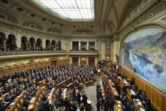 Swiss MPs agree to pay €1 billion for EU Cohesion Fund