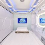 Switzerland's first-ever 'capsule hotel' opens (again)