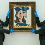 Swiss competition gives winner Picasso painting for a day