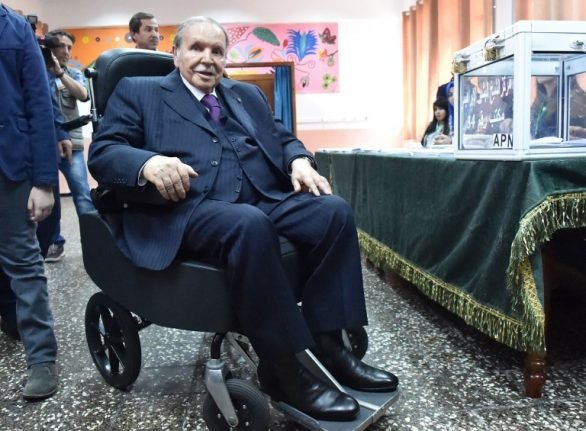 Swiss court receives petition to protect Algerian president from entourage