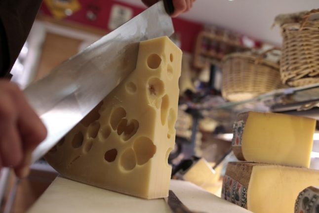 Members quiz: how well do you know your Swiss food culture?