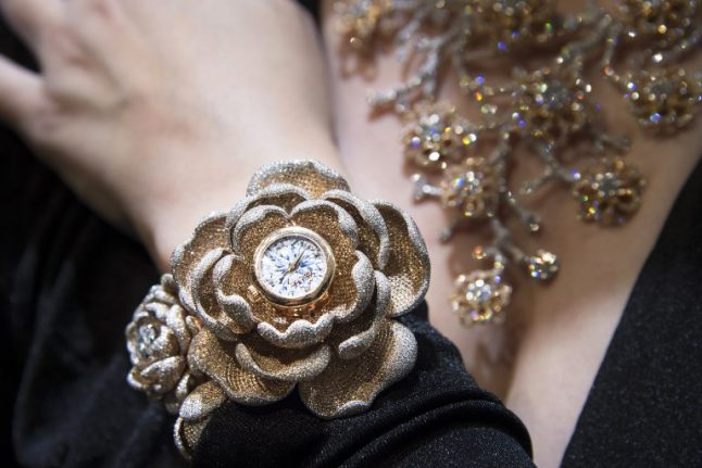 How luxury watchmakers are gearing up for Brexit