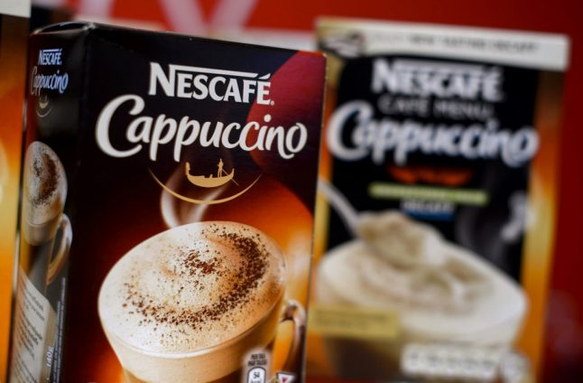 Coffee 'not essential' for human survival, says Switzerland