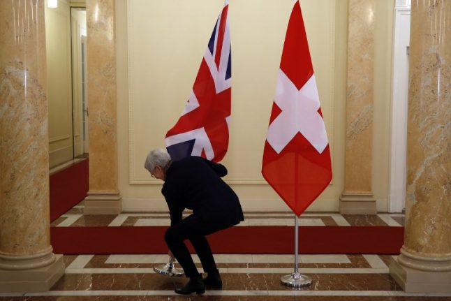 Brexit: What Brits in Switzerland make of the rights agreement with the UK