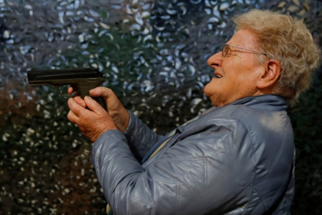 Swiss support for gun ownership faces crucial test