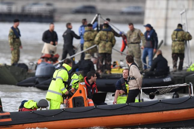 Captain of Swiss vessel detained over deadly Budapest boat crash