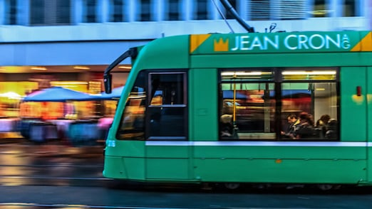 'Too dangerous': Basel cancels late-night trams to France
