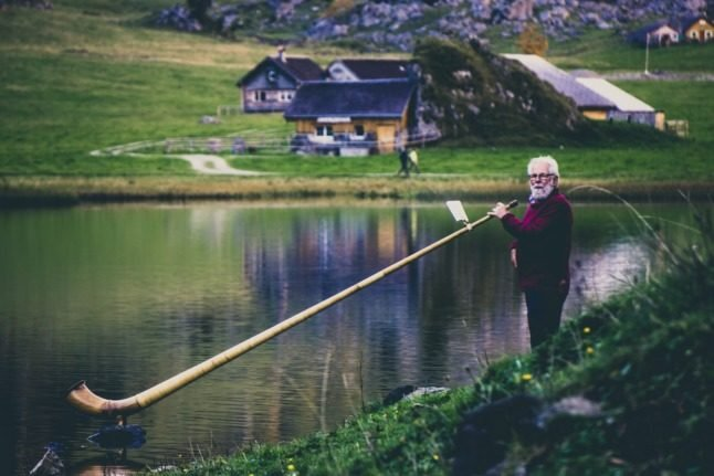 Learn the local language in Switzerland: 'I just kept talking'