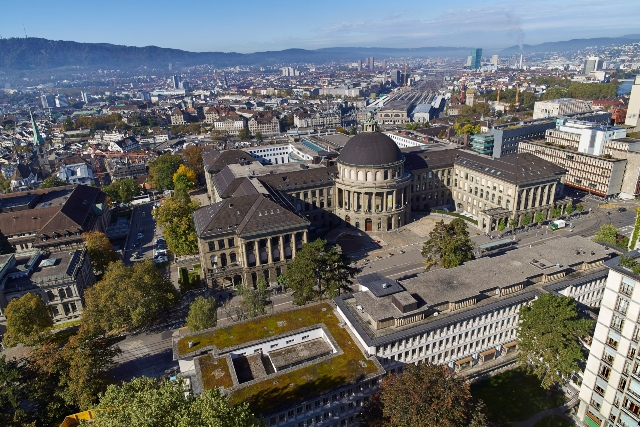 Zurich's ETH uni overtakes Cambridge in new global rankings