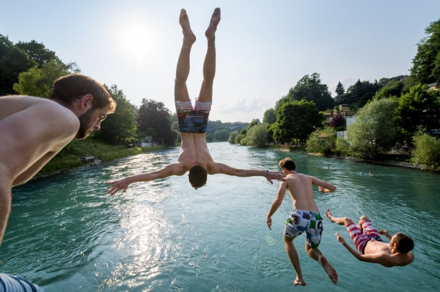 33C and counting: Switzerland set for sweltering heatwave