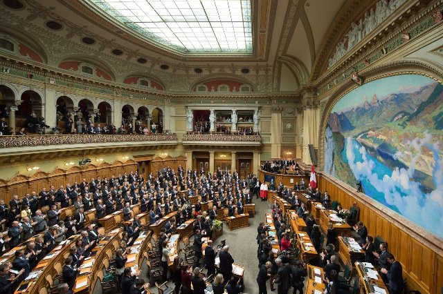 Swiss senate green-lights quotas for women at top levels of business