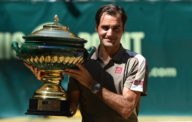 'It sets me up nicely' – Federer looks to Wimbledon after winning 10th  Halle title