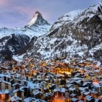 Airbnb taps luxury market with 50,000 franc a night Swiss chalets
