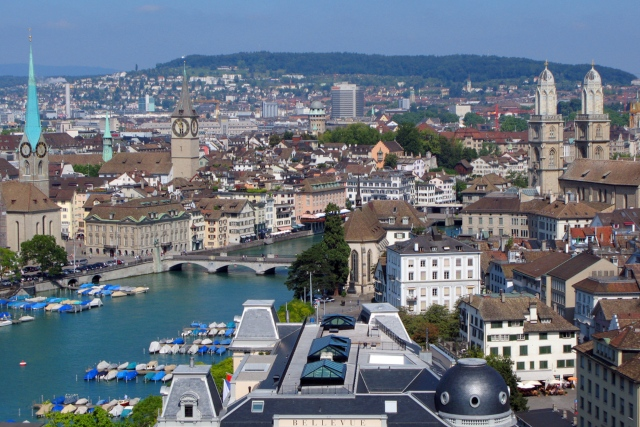Three Swiss cities named Europe's priciest for foreign workers