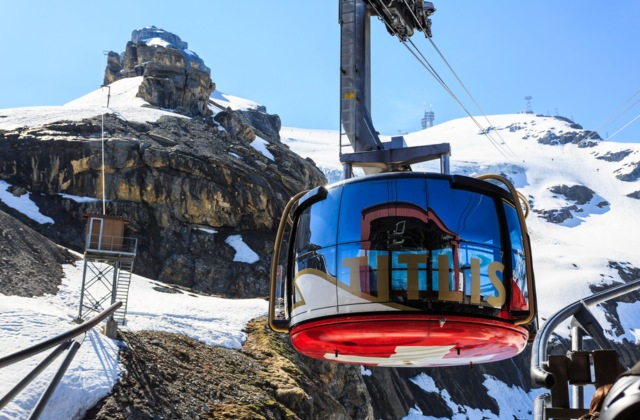 Worker killed in cable car accident on Switzerland's Titlis mountain