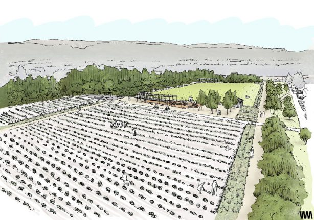 Huge park and urban farm to be created in Geneva by 2021
