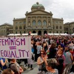 Switzerland must act on women's rights, say unions