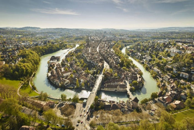 'Hardly any tourists': Swiss capital Bern gets CNN nod of approval