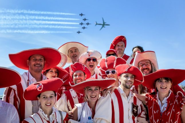 In Pictures: How Switzerland celebrated Swiss National Day in style