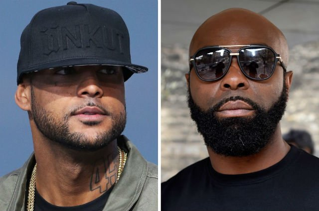 Swiss city bans French rappers from holding €2m cage fight