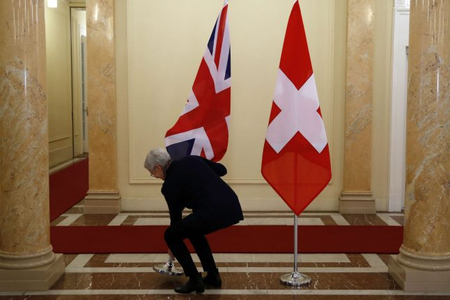 Brexit Q&A: Embassy answers questions from anxious Brits in Switzerland