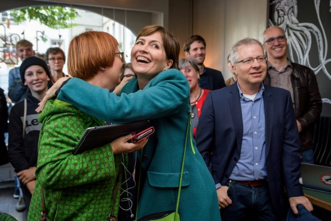 Switzerland's Green Party makes historic gains in federal elections