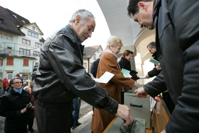 Why the Swiss voting system means tens of thousands of votes could be wasted