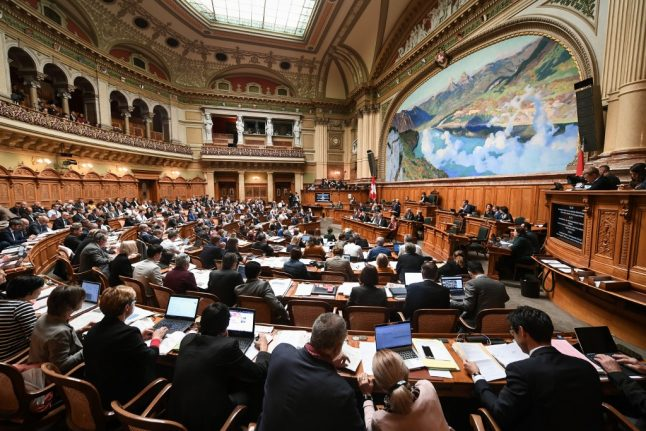 Why elected MPs in Switzerland are very different to everywhere else
