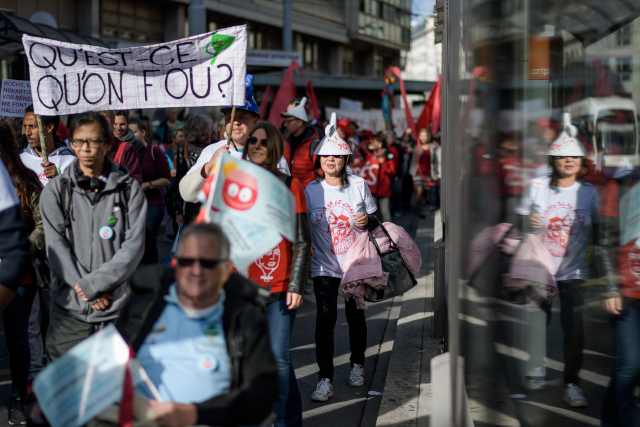Swiss government rolls out plan for better mental care