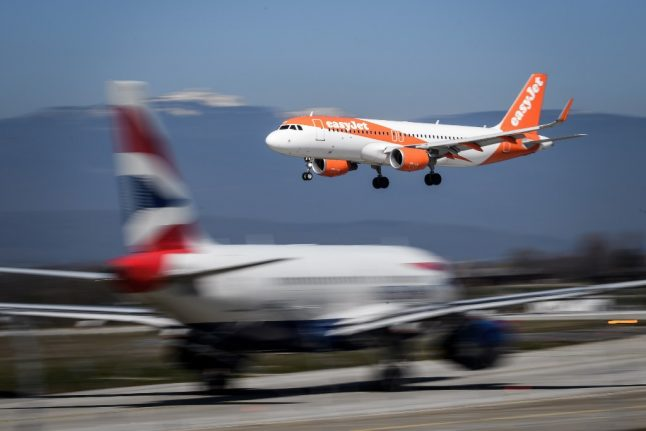 Should Switzerland impose strict annual quotas on air travel for each resident?