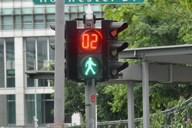 How crossing a road in the Swiss capital of Bern is about to change