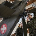 No parental leave for Swiss military fathers