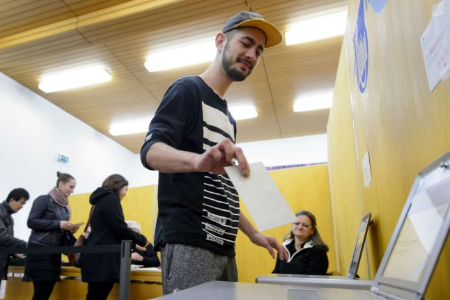 Greens set for major gains in Swiss elections