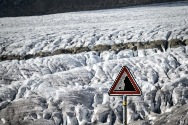 Can a referendum help save Switzerland's fast-melting glaciers?