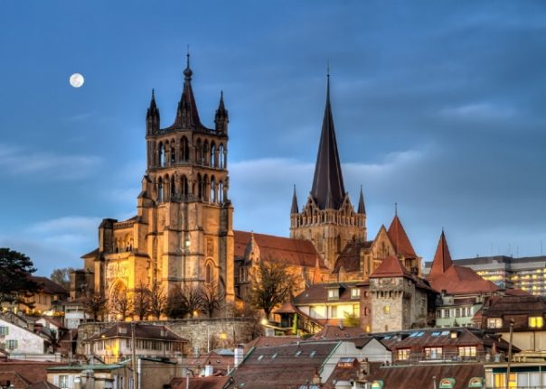 Swiss town ranked the 'world's best small city'
