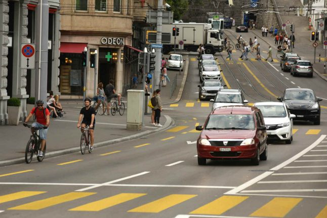 New cars may cost up to 10,000 francs more from 2020 under Swiss CO2 laws